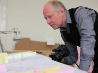 Architekt Johannes Fiedler