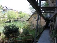 Steinschlag-Schutzbauten am Uferweg der Ybbs, Arch. DI Ernst Beneder
