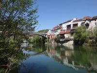 Uferidyll inmitten der Stadt