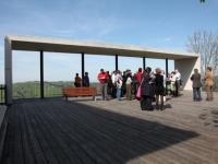Auf dem Dach des Musikheimes Windhag, Arch. DI Johannes Zieser