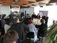 Pressekonferenz am 17.03.2011