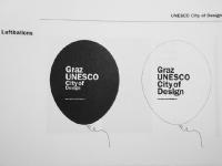 """""""City of Design"""" Luftballon, Fotos - M. Brischnik"""
