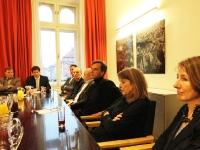 Stadtplanungschef Heinz Schöttli, Stadtbaudirektor Bertram Werle, Rüdiger Lainer, Christoph Pichler, Much Untertrifaller, Siegfried Nagl, Marta Schreieck und Patricia Zacek-Stadler