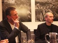 Rüdiger Lainer und Christoph Pichler