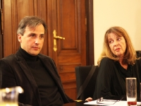 Siegfried Nagl und Marta Schreieck