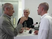 Konrad Frey, Eilfried Huth, Markus Miessen