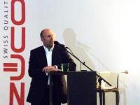 Roland Zünd im HdA Graz