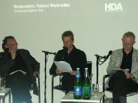 Wolfgang Ritsch, Fabian Wallmüller, Walter Werschnig