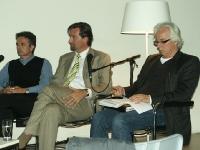 Hans Gangoly, Andreas Tropper, Günter Koberg, Fotos - M. Brischnik